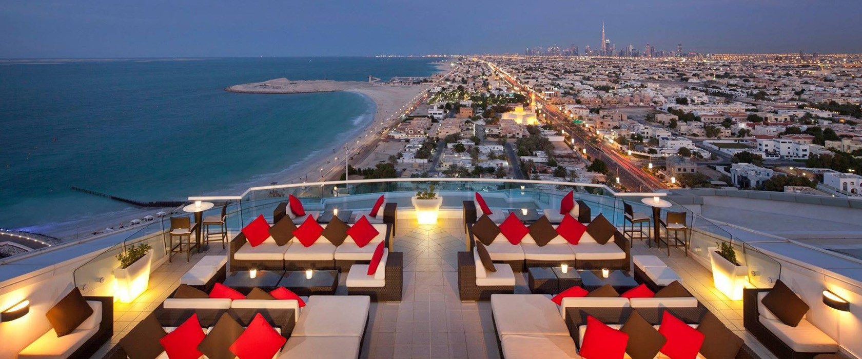 8 amazing rooftop bars in Dubai