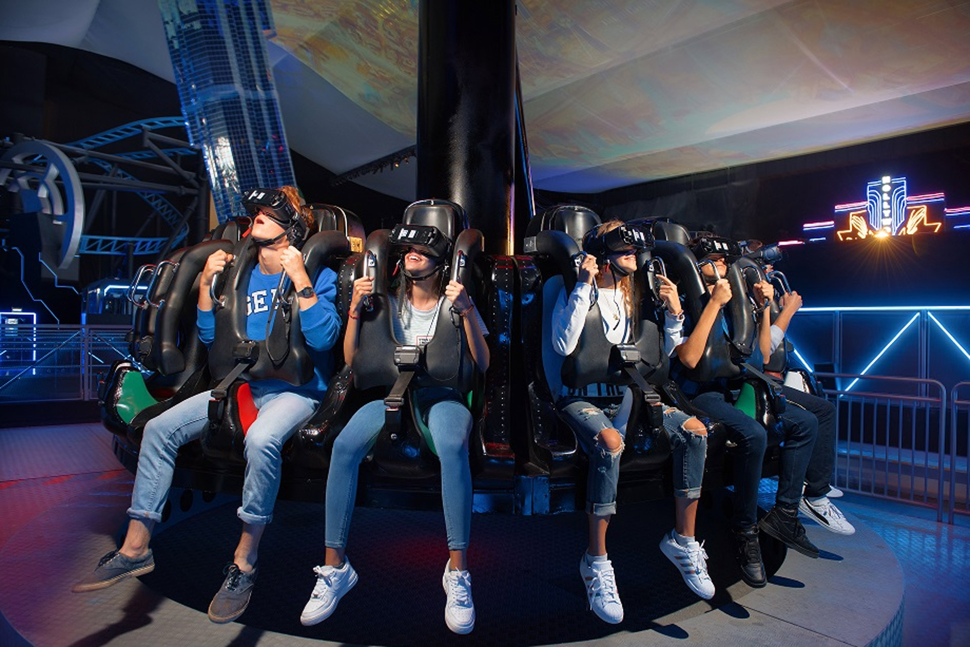 VR Park in Dubai
