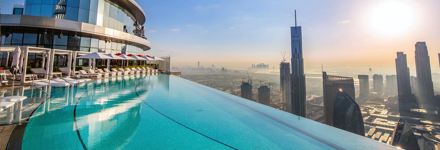 Cé La Vi Dubai – Skybar and restaurant